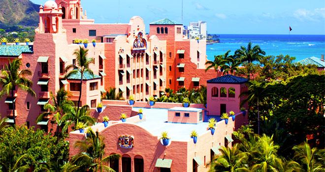 The Royal Hawaiian A Luxury Collection Resort Hawaii Com