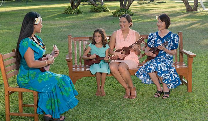 Big Island Hula Lessons