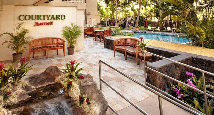 Courtyard Marriott Hotels In Hawaii