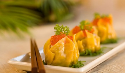 Siu Mai.  Photo courtesy of Hawaii Tourism Authority (HTA)/ John DeMello.
