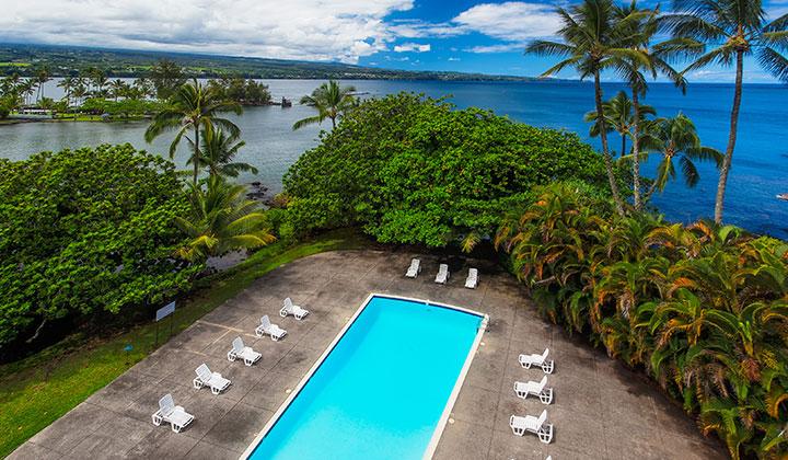Hotel Big Island Hilo Hawaii Castle