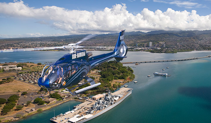 Blue hawaiian helicopter discount coupons
