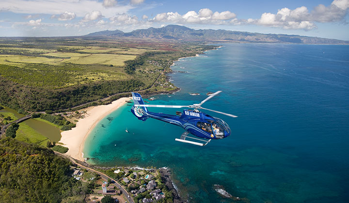 Kauai Air Helicopter Tours