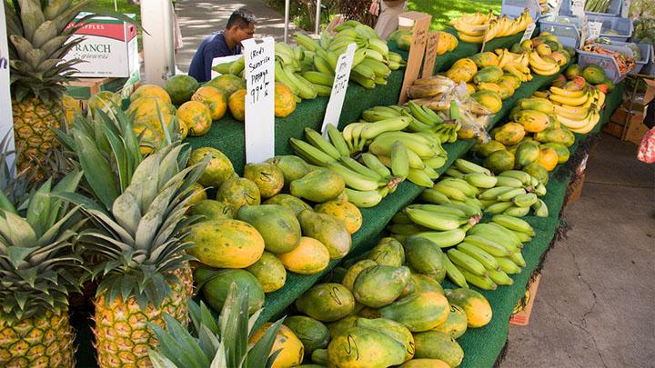 oahu farmers market