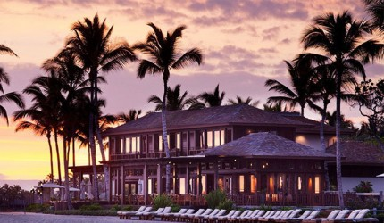 best hotels on hawaii island
