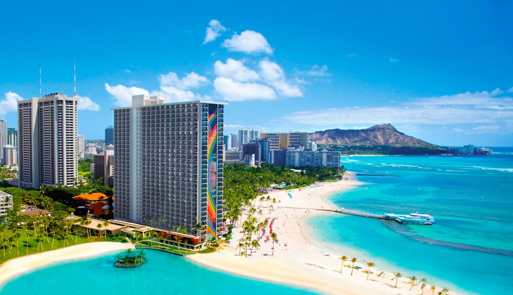 Hotels Near Hilton Hawaiian Village