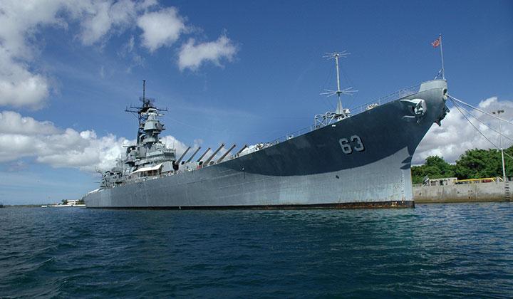 Roberts Pearl Harbor Tour