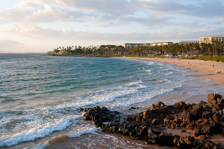 Wailea Beach.  Photo courtesy of Versello.