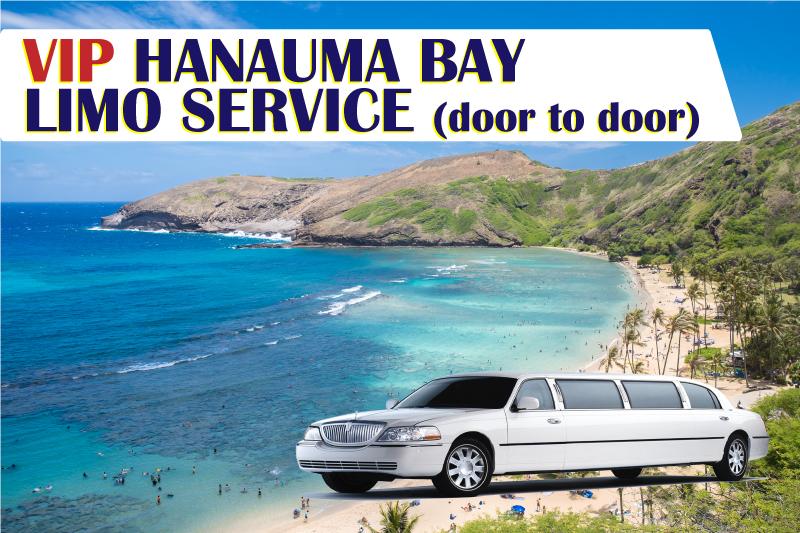 Hanauma Bay LIMO Service