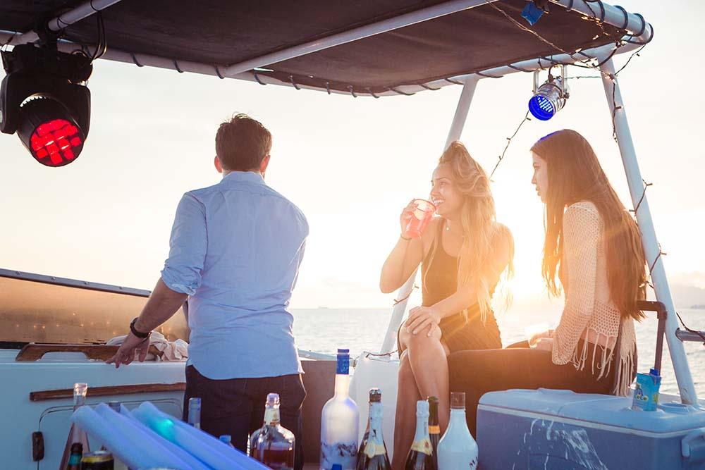 2-Hour Sunset Catamaran Private Charter