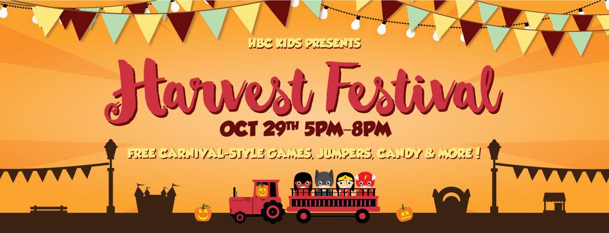 Harvest Festival Free Family Event