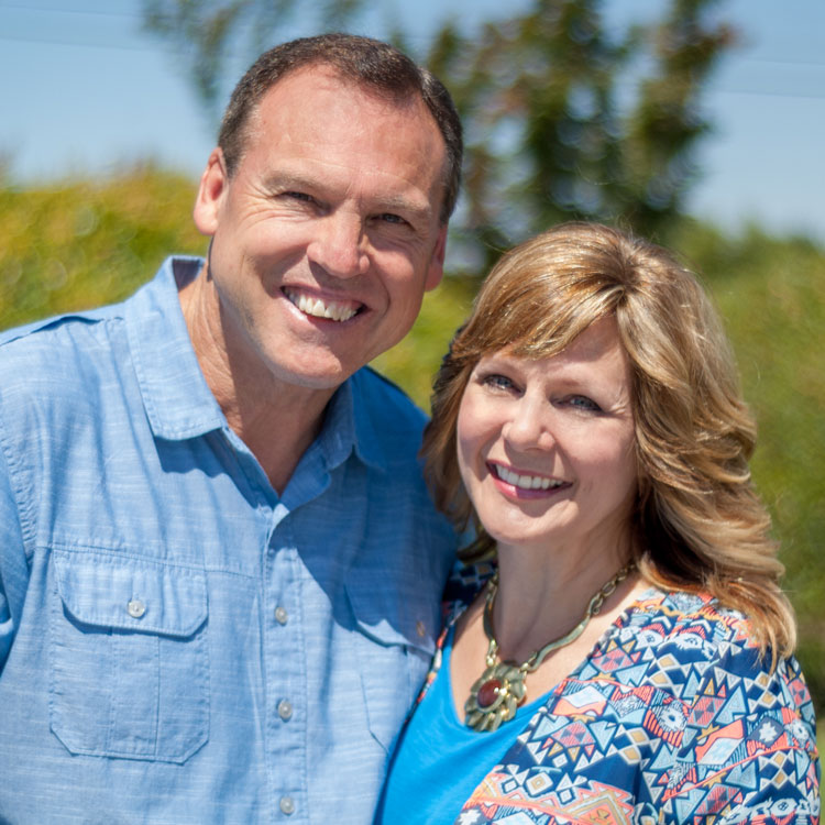 Pastors Mark and Pam Butler