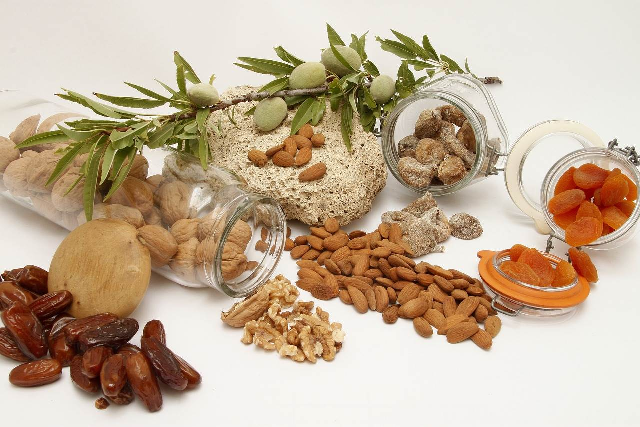 Nuts can increase the burning of fat