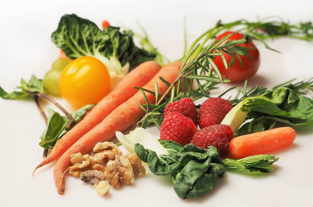Eat more nutrient-rich based foods