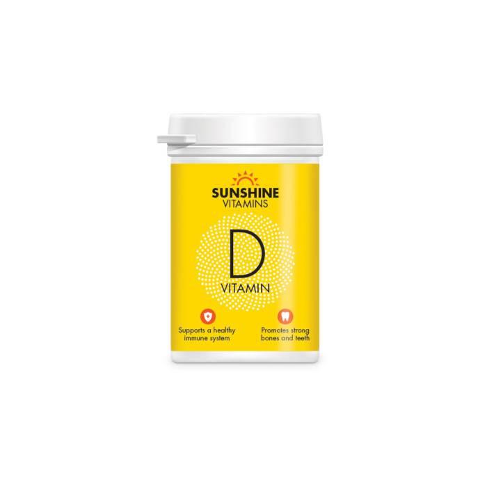 Sunshine vitamin for weight loss