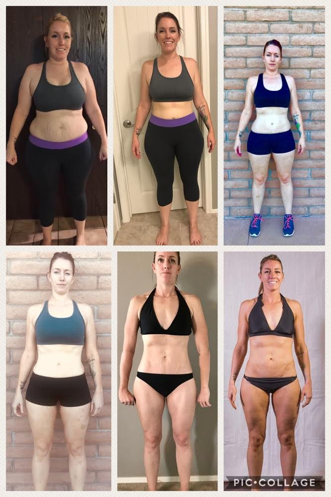 Lauren Went From a Size 14 to a Size 2 in Just 1 Year by Doing These 2 Workouts