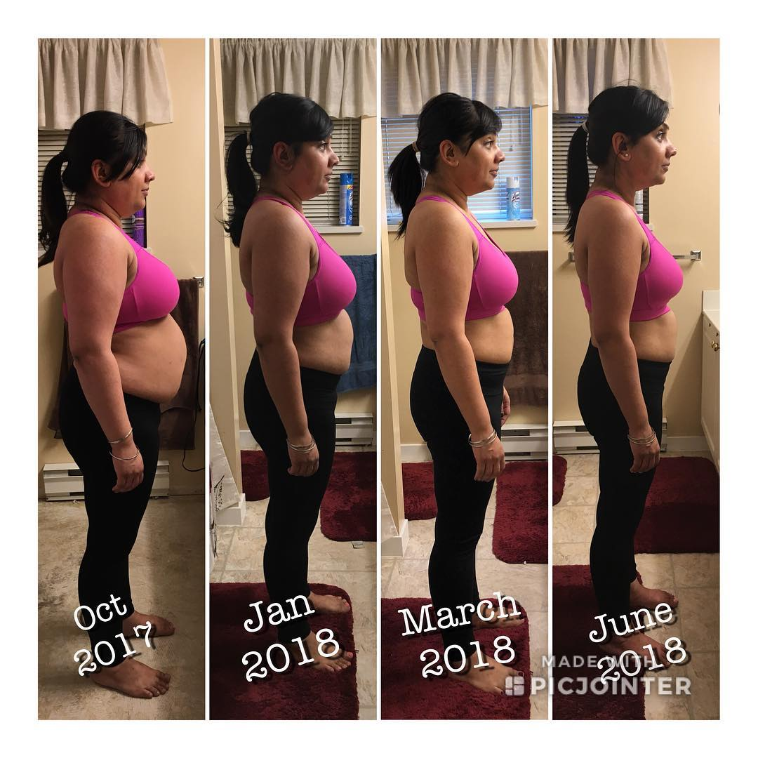 This Woman Has Lost 40 Pounds In 8 Months Since Starting the Keto Diet