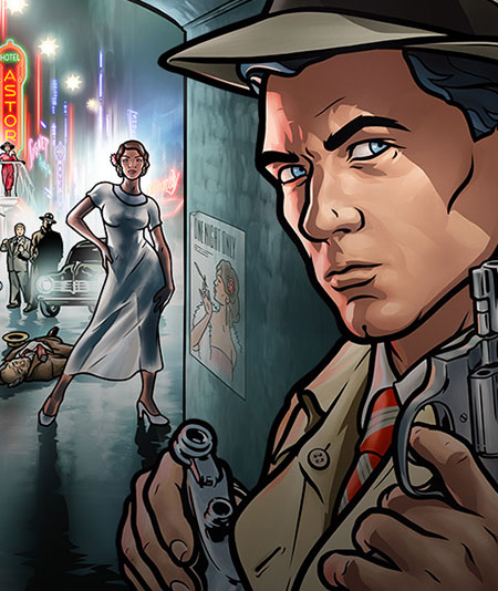 Archer: Dreamland