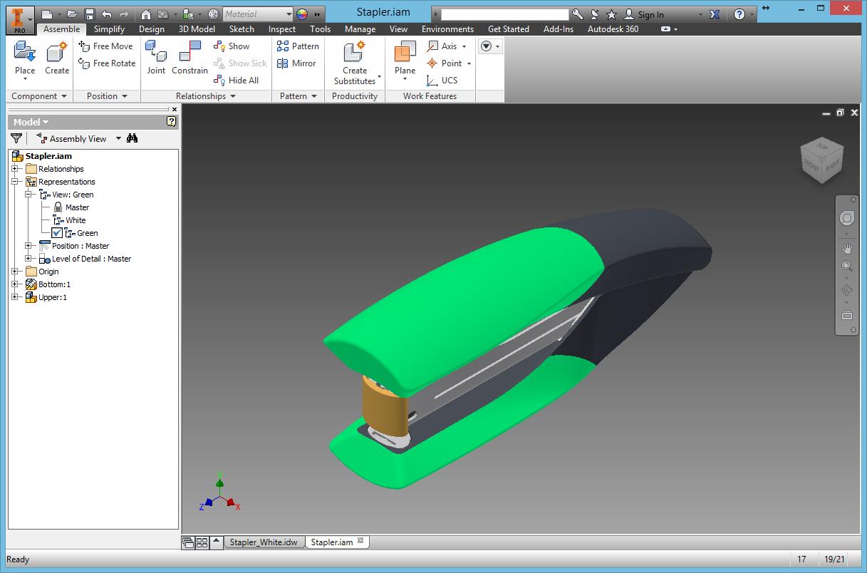 autodesk inventor student