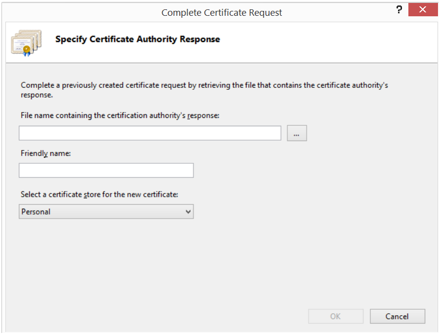 Installation Instructions To Renew Ssl Certificate In Microsoft Iis