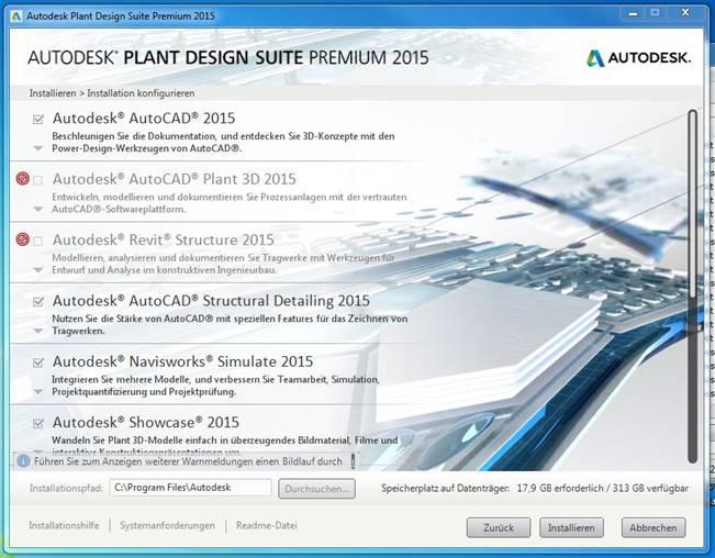 autocad 2014 requisitos