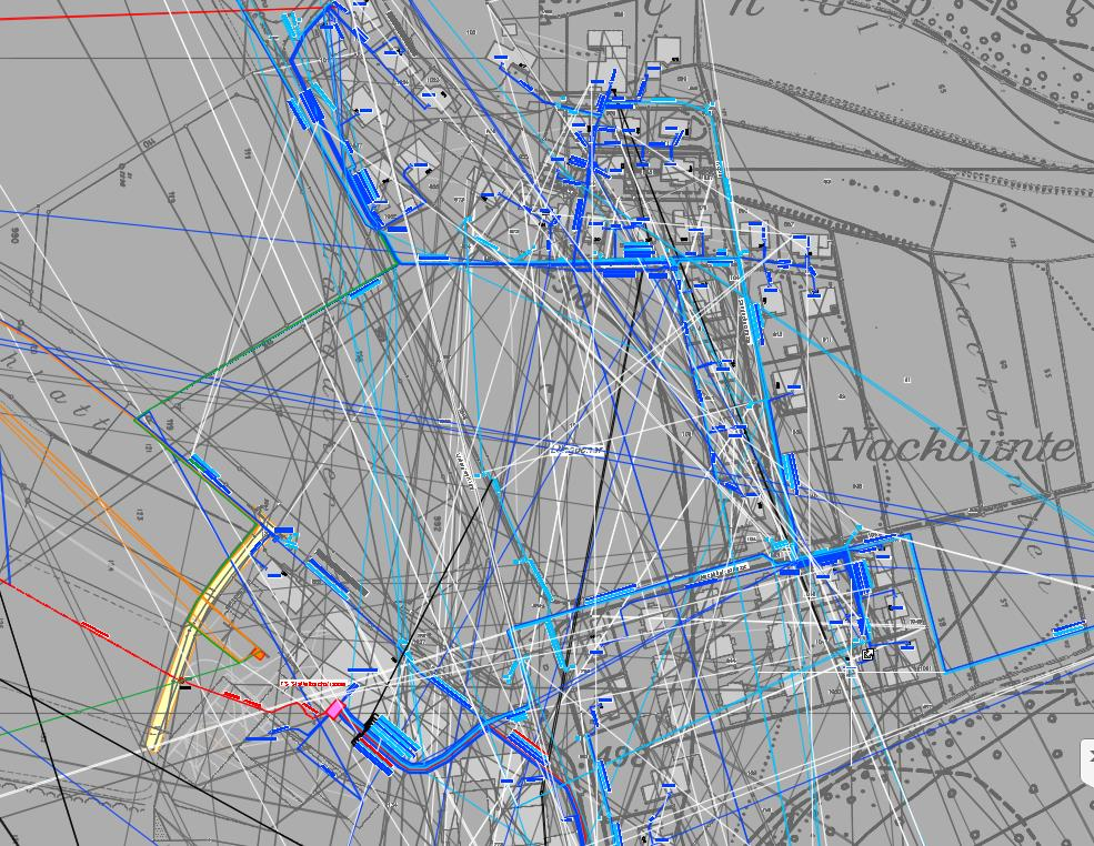 Contour Line Drawing In Autocad : Combining mastermap with contours autocad