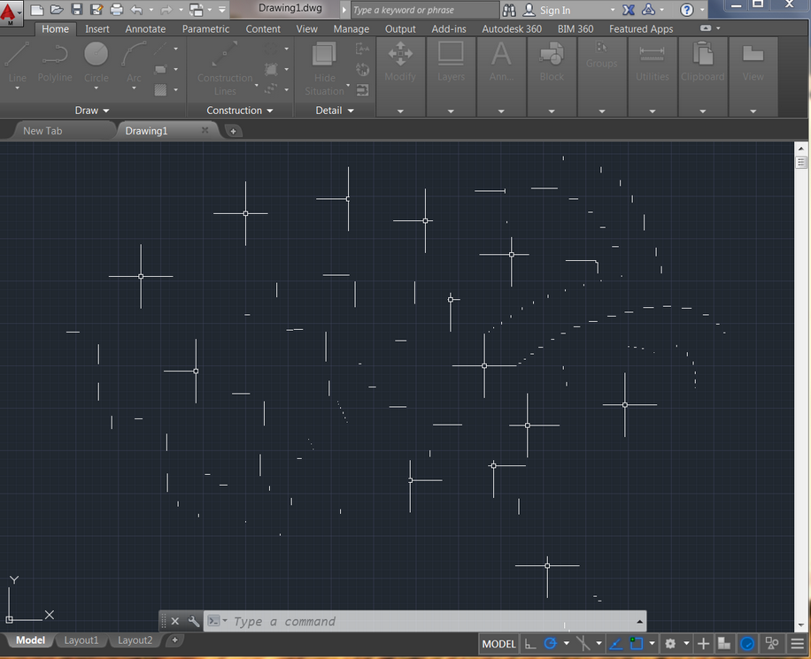 Cursor trails in AutoCAD | AutoCAD 2019 | Autodesk Knowledge Network