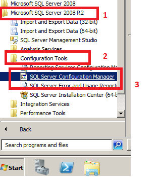 How to configure SQL Server to use a static port | Vault