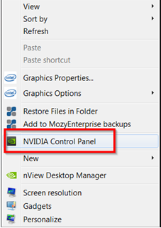 Orbit hangs for several minutes in AutoCAD with an NVIDIA
