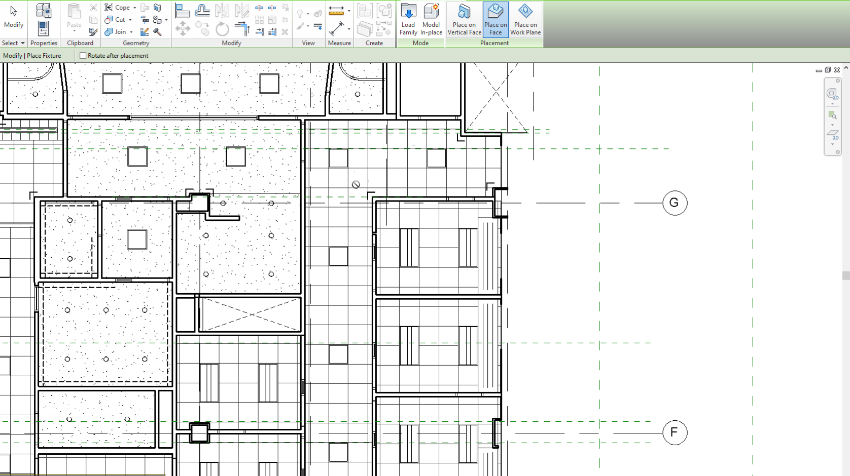 Hosted air terminals and lights cant place on rcp revit products user added image arubaitofo Choice Image