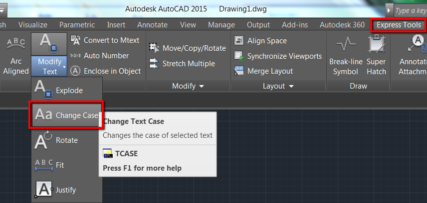 How To Convert Text Case In Autocad Autocad Autodesk Knowledge