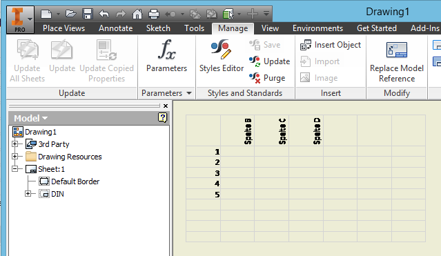 Rotated Excel text is corrupted in PDF and DWF export [Inventor 2014