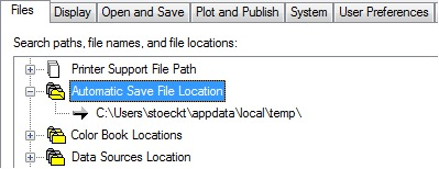 Understanding backup and autosave files in AutoCAD | AutoCAD