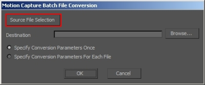 How to convert a batch of BVH files into BIP files | 3ds Max