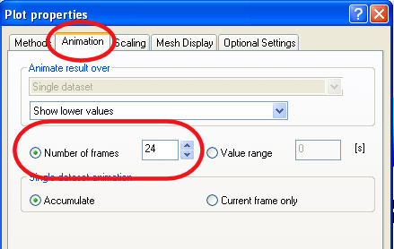 How to increase the frame rate for 3D results animation | Moldflow ...