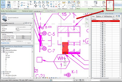 Unable to rehost electrical panels because Pick New Host is disabled on autodesk electrical, industrial electrical, drawing electrical, sketchup pro electrical, engineering electrical,