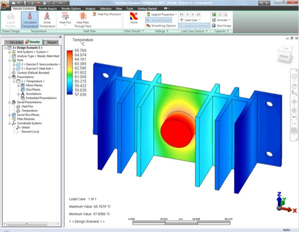 How to Perform a Thermal Stress Analysis in Simulation