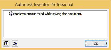 Unable to Save As or Import DWG/DXF in Inventor | Inventor