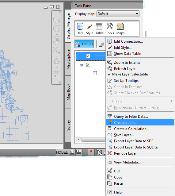 Oracle Feature Classes are Greyed-Out - cannot Add to Map