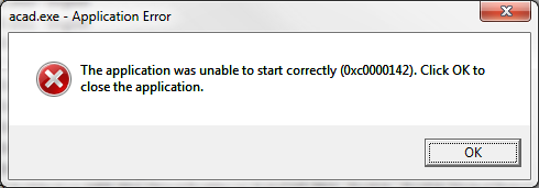 "Cách khắc phục LỖI ""The application was unable to start correctly (0xc0000142). Click OK to close the application"""