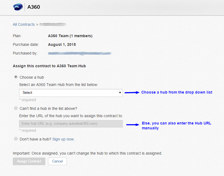 BIM 360 Team: Contract Assignment Workflow | Search | Autodesk ...
