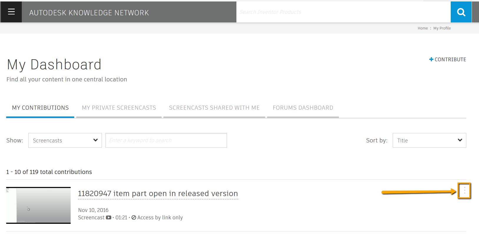 autodesk screencast download video