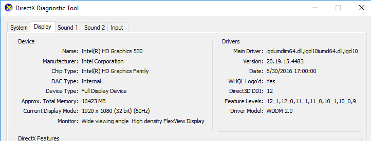 How to determine if you have the most recent video card