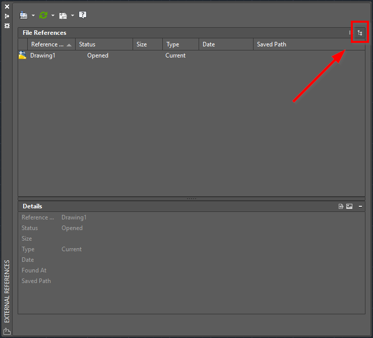 Xref in AutoCAD is unresolved | AutoCAD | Autodesk Knowledge