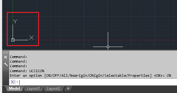 Drawing Lines In Autocad Using Coordinates : Copied pasted or drawn content in autocad appears as straight line