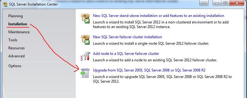 Upgrading sql server 2008 express to next sql server version user added image sciox Gallery