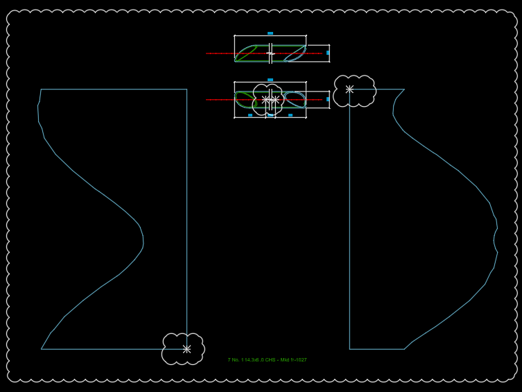 Advance Steel: tubería wrap plantilla orientación / Referencia ...