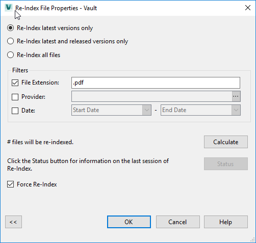 How to enable thumbnail previews for PDF files in both Vaults Thin