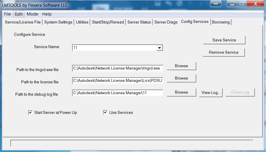 Unable to start network license manager | Search | Autodesk