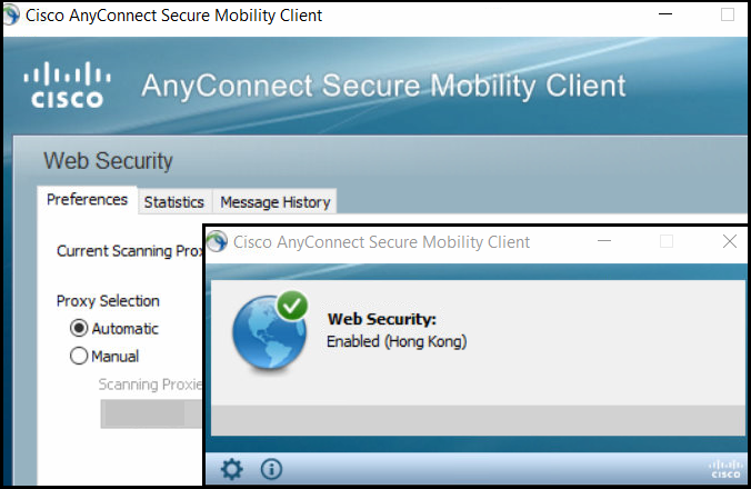 cisco anyconnect secure mobility client windows 10